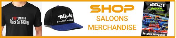 Shop Saloon Stock Car Racing Merchandise