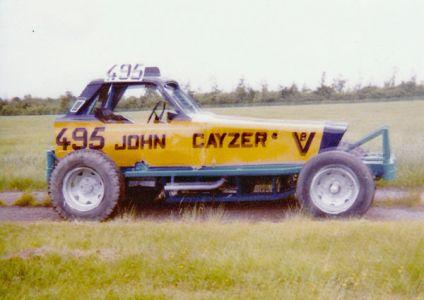 John Cayzer, 1979