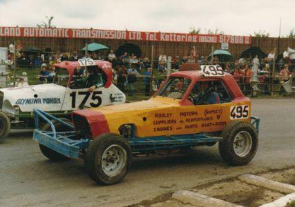 John Cayzer, 1980