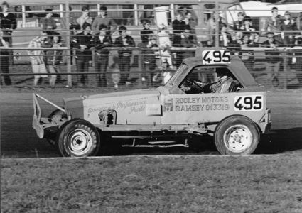 John Cayzer, 1981