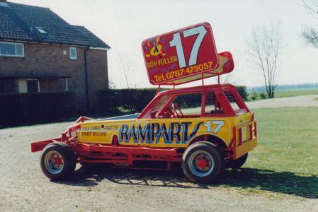 John Cayzer, 1990