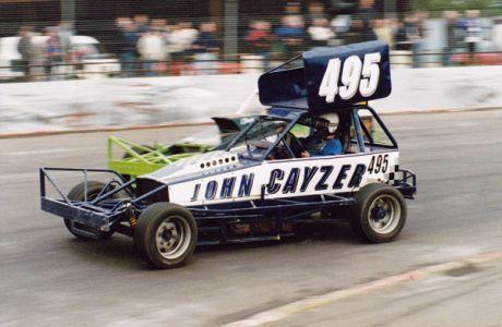 John Cayzer, 2002