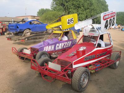 John & Derek Cayzer, 495 & 498