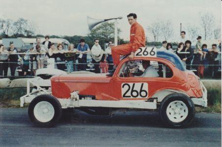 Alan Cayzer, 1966