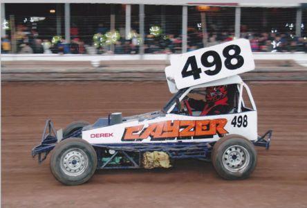 Derek Cayzer 2008