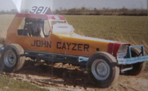 John Cayzer 1976