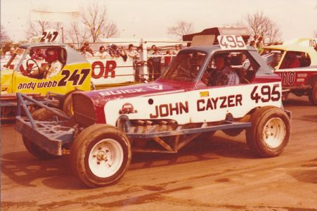 John Cayzer 1979