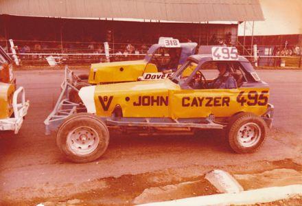 John Cayzer 1980