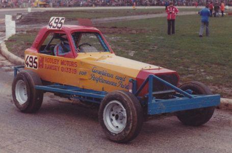 John Cayzer 1981