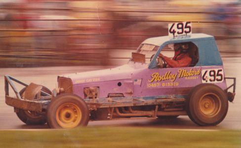 John Cayzer 1982