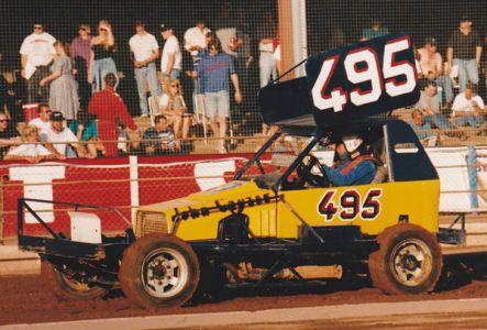 John Cayzer 1995
