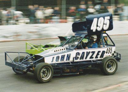 John Cayzer 2002