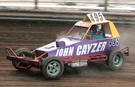 John Cayzer 2010
