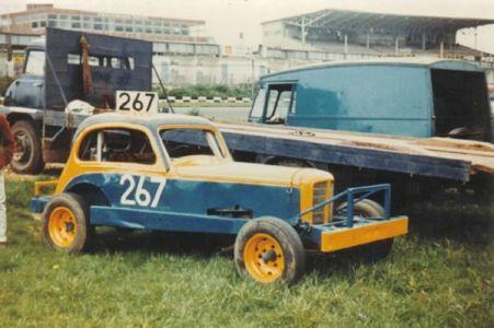 Ron Cayzer 1966