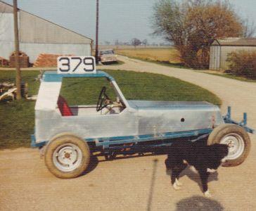 Ron Cayzer 1973