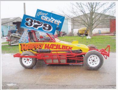Stuart Cayzer 2006
