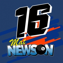 16 Mat Newson Brisca F1 Stock Car Racing
