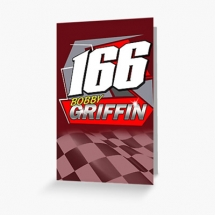 166-bobby-griffin-brisca-f1-name-number-2021-greetings-card