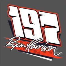 197 Ryan Harrison Brisca F1 Stock Car Racing