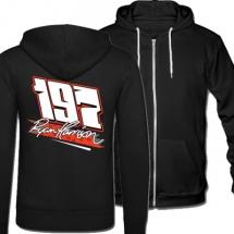197 Ryan Harrison Brisca F1 hooded jacket