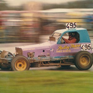 Cayzer Racing Photo Gallery 1980's