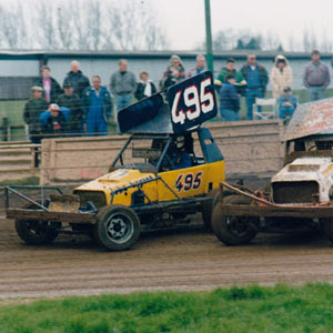 Cayzer Racing Photo Gallery 1990's