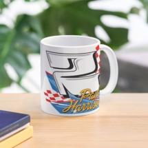 2 Paul Harrison Brisca F1 Stock Car Racing mug