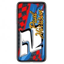 2-paul-harrison-brisca-f1-stock-car-racing-phone-case