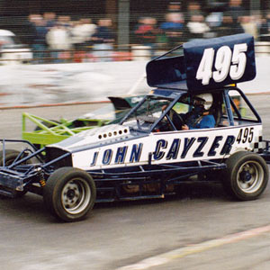 Cayzer Racing Photo Gallery 2000's