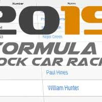 Brisca F1 Grading Points 2019