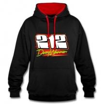 212 Danny Wainman Brisca F1 Stock Car Racing hoodie