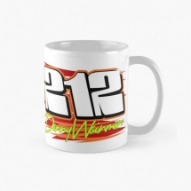 212 Danny Wainman Brisca F1 Stock Car Racing mug