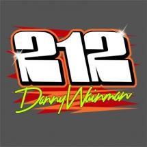 212 Danny Wainman Brisca F1 Stock Car Racing merchandise