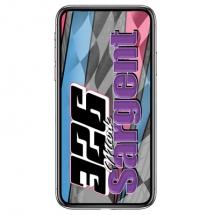 326 Mark Sargent Brisca F1 2021 phone case