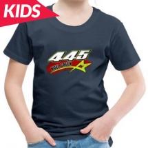 445 N Green Brisca F1 Kids T-Shirt