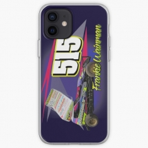 515-frankie-wainman-car-number-iphone-case