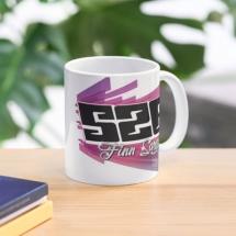 526 Finn Sargent Brisca F1 Stock Car Racing mug