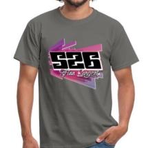 526 Finn Sargent Brisca F1 Stock Car Racing tshirt