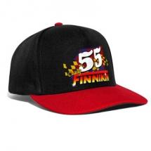 55 Craig Finnikin Brisca F1 Stock Car Racing 2021 baseball cap