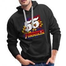 55 Craig Finnikin Brisca F1 Stock Car Racing 2021 hoodie