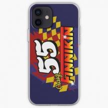 55 Craig Finnikin Brisca F1 Stock Car Racing 2021 iphone case