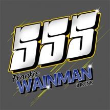555 Frankie Wainman Jnr Jnr Brisca F1 Stock Car Racing