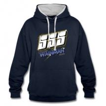 555 Frankie Wainman Jnr Jnr Brisca F1 Stock Car Racing hoodie