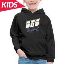 555 Frankie Wainman Jnr Jnr Brisca F1 Stock Car Racing kids clothes