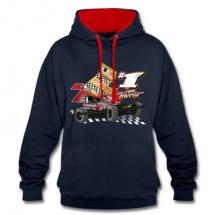 84, 1 Tom Harris Brisca F1 Stock Car Racing 2021 hoodie