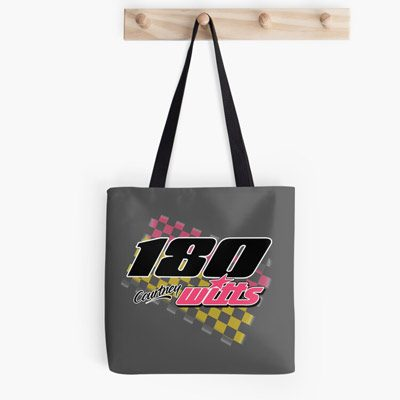 Courtney Witts 180 Brisca F1 2019 Bag