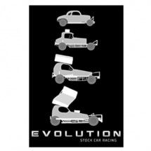 Evolution Stock Car Racing notebook