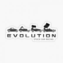evolution-sticker
