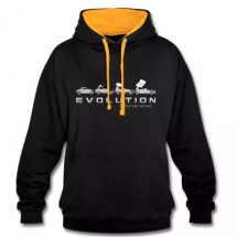 Evolution Stock Car Racing 1955-2020 Hoodies