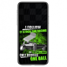 f1-only-requires-one-ball-stock-car-racing-phone-case
